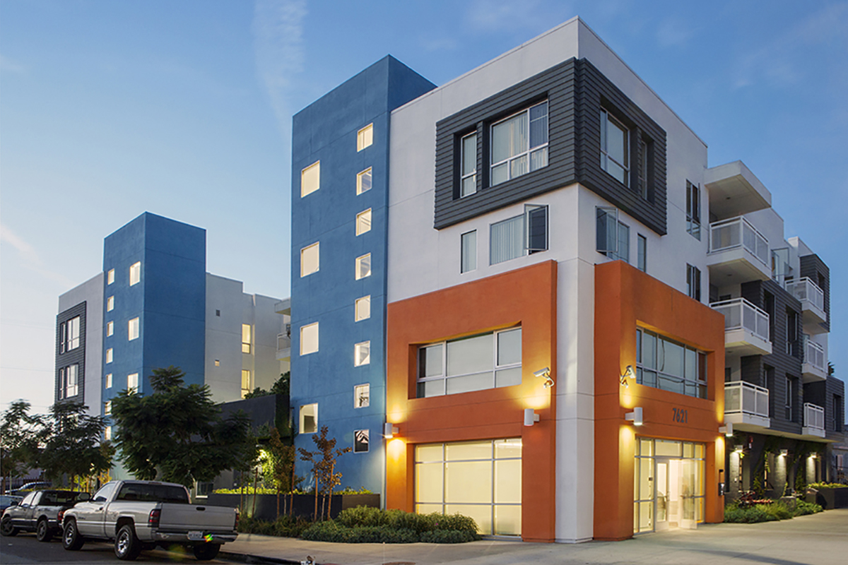 Figueroa Senior Apartments – Meta Housing