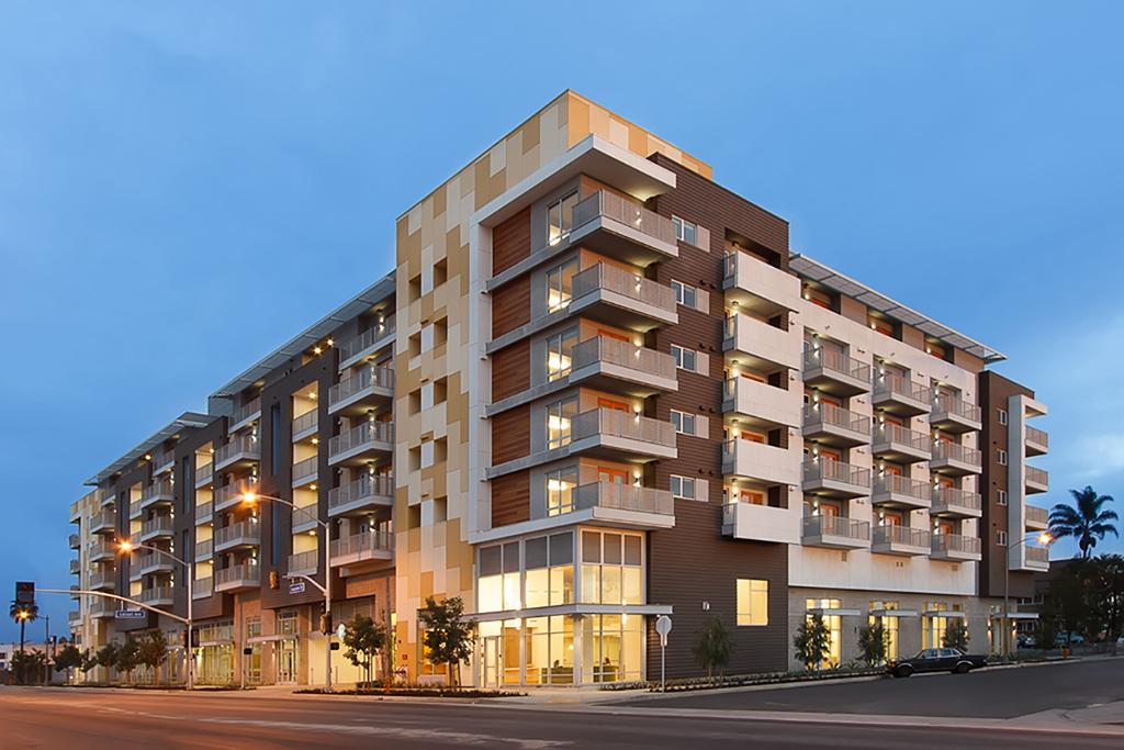 Long Beach Senior Arts Colony Meta Housing