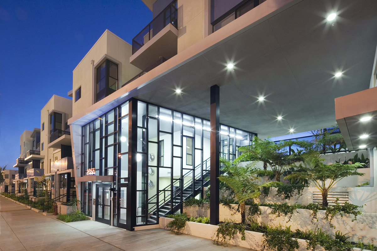 Long Beach & Burnett Apartments – Meta Housing