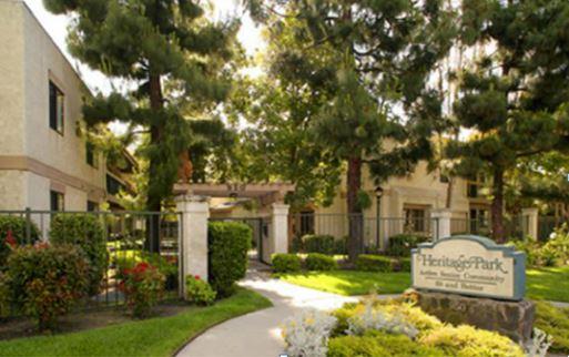 Heritage Park Senior Apartments Anaheim Ca
